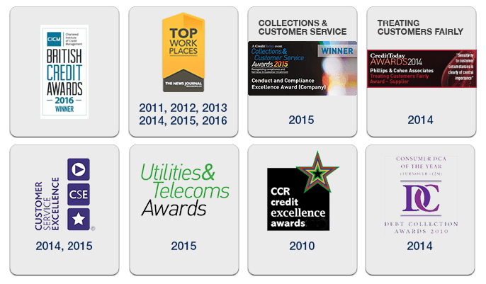 Phillips & Cohen Associates Awards and Accolades